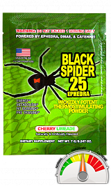 Пробник Black Spider Powder