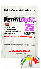 Пробник Methyldrene Elite